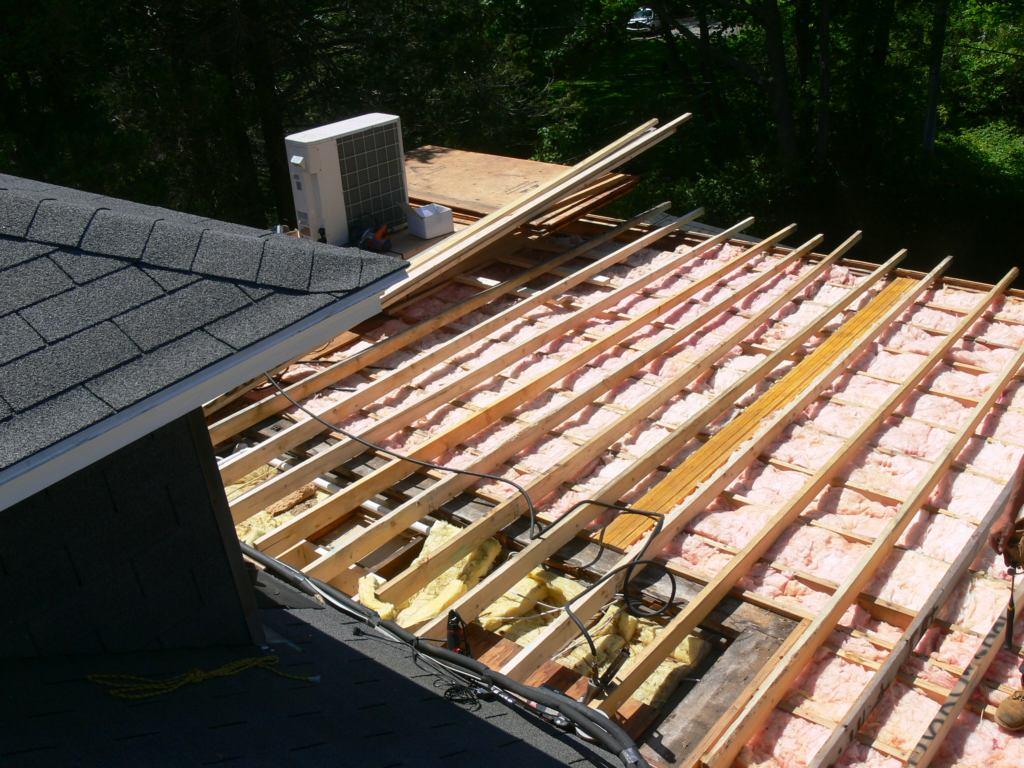 Framing A Flat Roof Overhang Framebob Org
